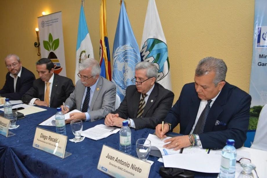 Embajada de colombia en guatemala for Ministerio de ganaderia